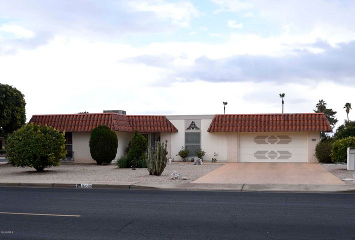 10609 W BOSWELL Boulevard, Sun City, AZ 85373
