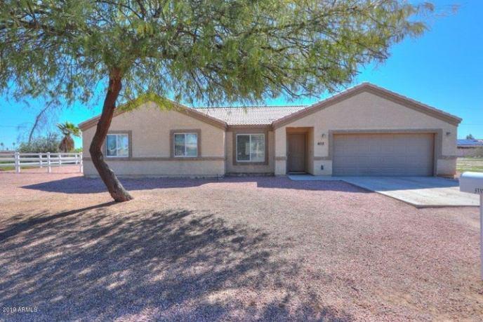 4115 N Catalina Drive, Eloy, AZ 85131
