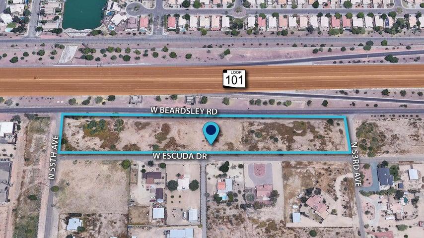 5336 W ESCUDA Drive, -, Glendale, AZ 85308