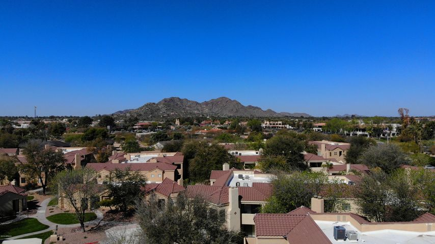 North Side Camelback Mtn.