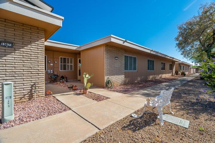 13671 N 109TH Avenue, Sun City, AZ 85351