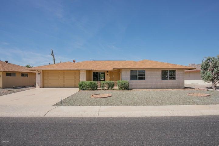 14020 N SAHARA Drive, Sun City, AZ 85351