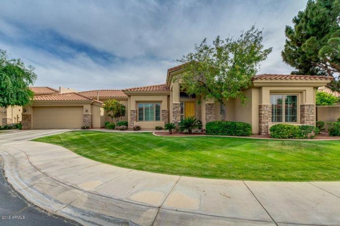 4317 W RICKENBACKER Way, Chandler, AZ 85226