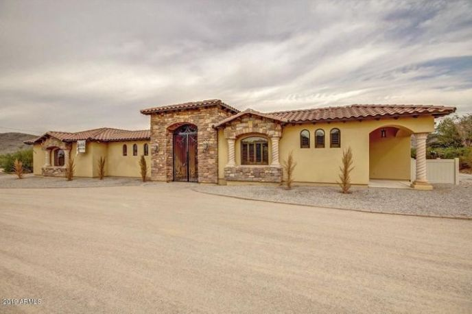 4102 W CARVER Road, Laveen, AZ 85339
