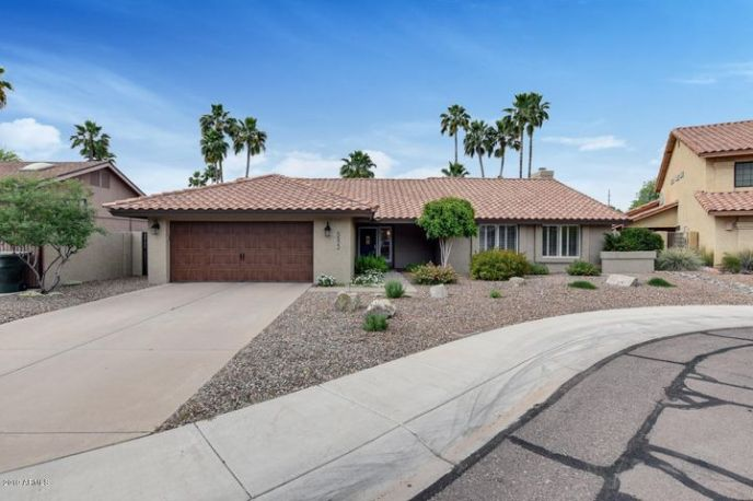 5522 E BECK Lane, Scottsdale, AZ 85254