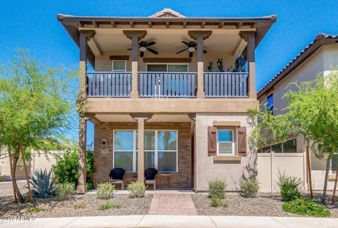 12491 W GENTLE RAIN Road, Peoria, AZ 85383