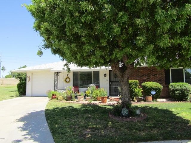 10414 W CAMPANA Drive, Sun City, AZ 85351