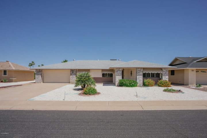 12418 W BONANZA Drive, Sun City West, AZ 85375