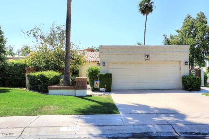 8405 E SAN PEDRO Drive, Scottsdale, AZ 85258