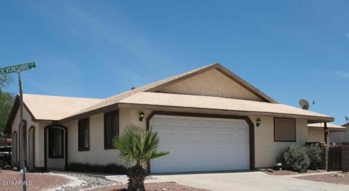 10231 W SANTA CRUZ Boulevard, Arizona City, AZ 85123