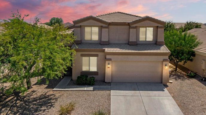 3513 W TANNER RANCH Road, Queen Creek, AZ 85142