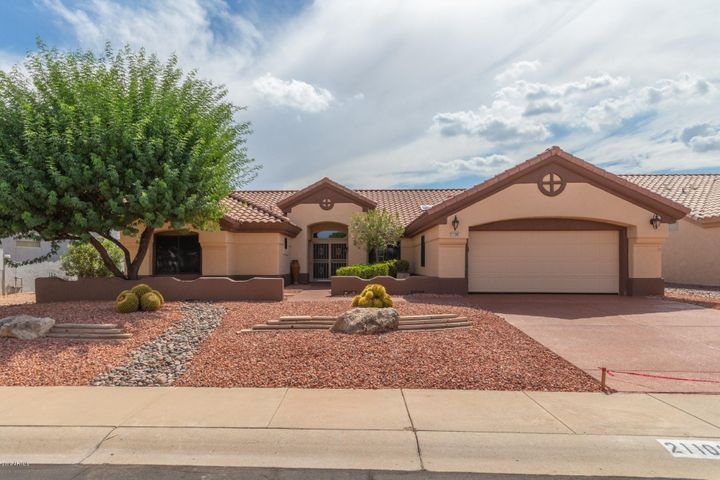 21108 N VERDE RIDGE Drive, Sun City West, AZ 85375