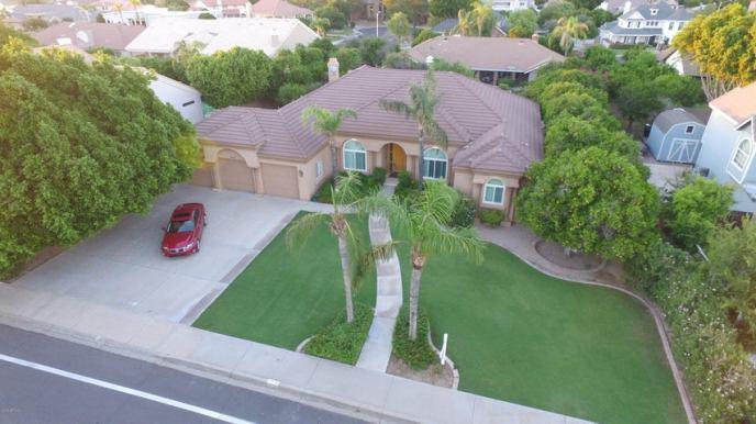 1818 E HERMOSA VISTA Drive, Mesa, AZ 85203