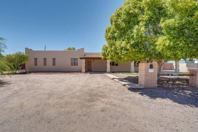 1236 N 66TH Place, Mesa, AZ 85205