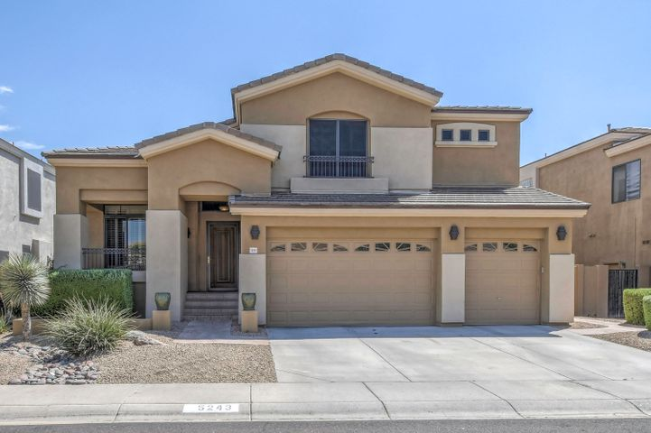 5243 E HERRERA Drive, Phoenix, AZ 85054