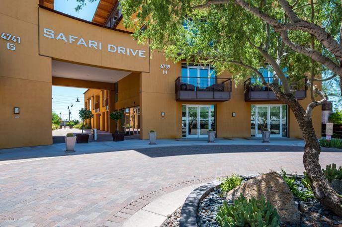 4745 N SCOTTSDALE Road, D1007, Scottsdale, AZ 85251