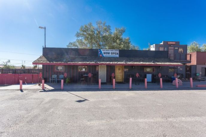 25625 S STATE ROUTE 89, Congress, AZ 85332