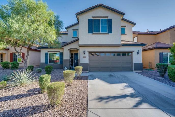 10789 W SADDLEHORN Road, Peoria, AZ 85383