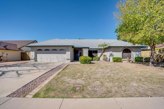 12954 N 75TH Drive, Peoria, AZ 85381