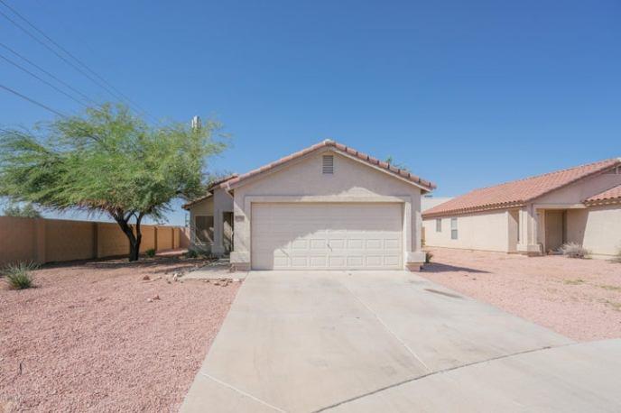 12220 N 122ND Drive, El Mirage, AZ 85335