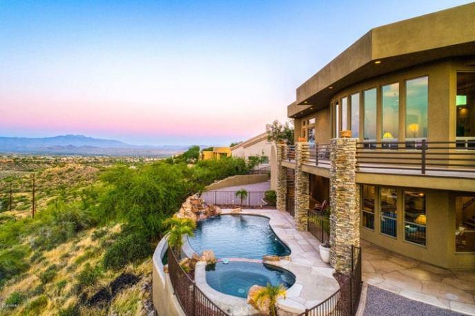 15054 E SUNDOWN Drive, Fountain Hills, AZ 85268