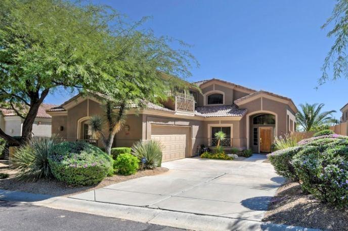 11519 E DESERT WILLOW Drive, Scottsdale, AZ 85255