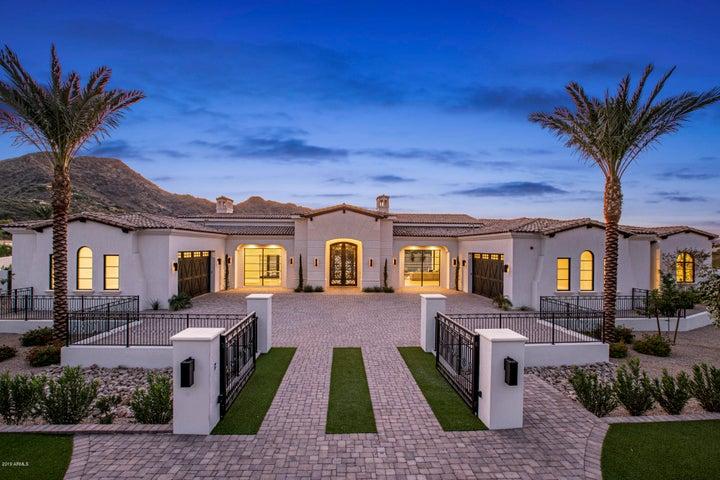6208 E Bret Hills Drive, Paradise Valley, AZ 85253
