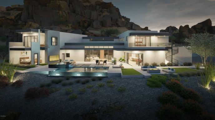 4949 E MCDONALD Drive, Paradise Valley, AZ 85253