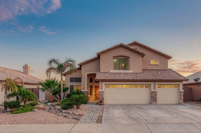 8367 W CHERRY HILLS Drive, Peoria, AZ 85345