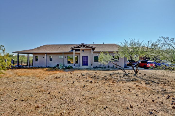 43720 N 20TH Street, New River, AZ 85087
