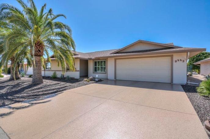 9443 W MANZANITA Drive, Sun City, AZ 85373