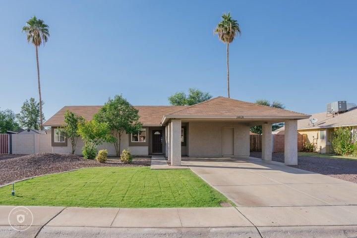 14626 N 63RD Lane, Glendale, AZ 85306
