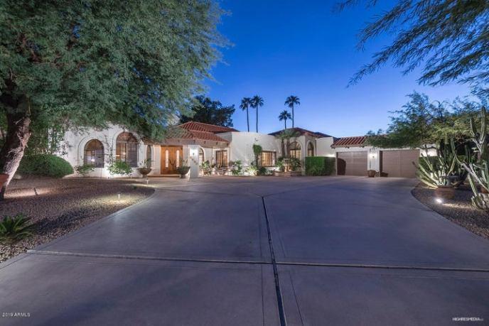 8205 E ADOBE Drive, Scottsdale, AZ 85255