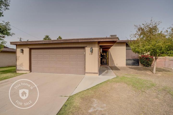 318 E RIVIERA Drive, Tempe, AZ 85282
