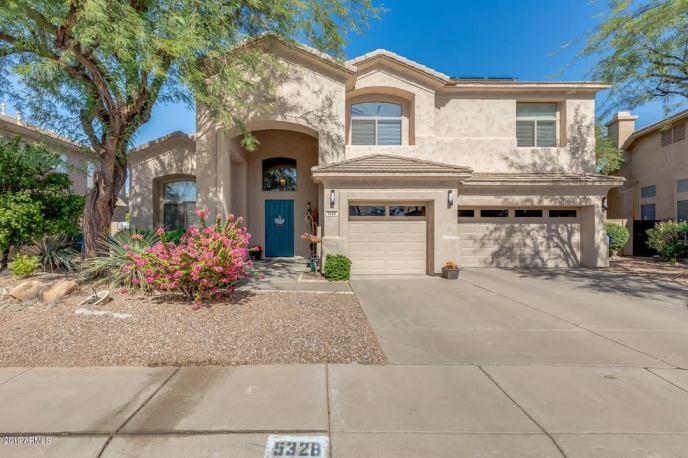 5328 E HELENA Drive, Scottsdale, AZ 85254