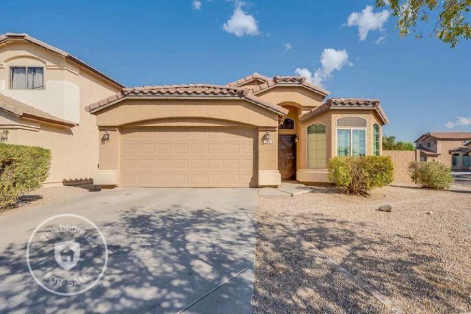 7821 S 46TH Drive, Laveen, AZ 85339