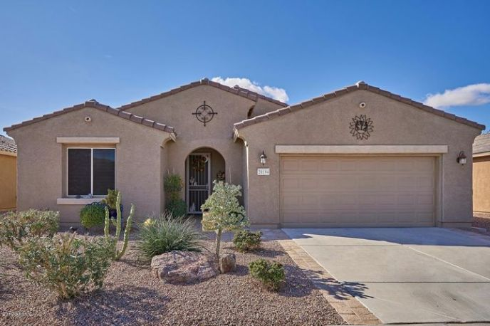 20194 N RIVERBANK Road, Maricopa, AZ 85138