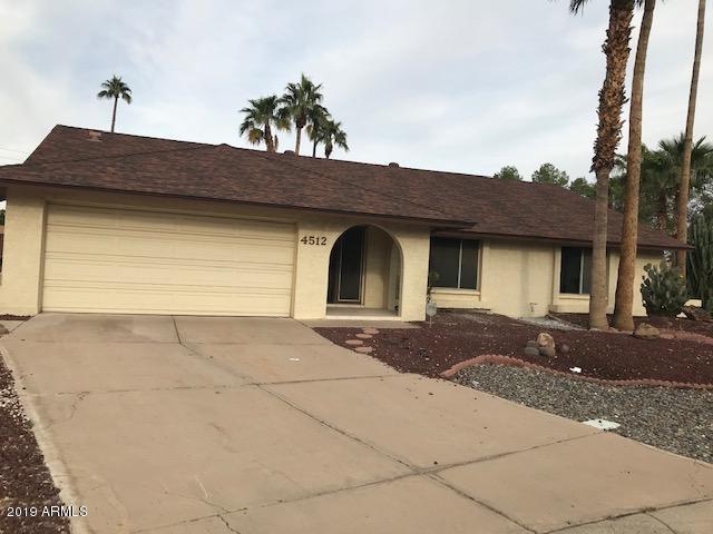 4512 W VILLA THERESA Drive, Glendale, AZ 85308