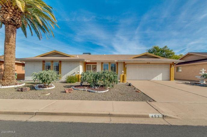 453 S Roanoke Avenue, Mesa, AZ 85206
