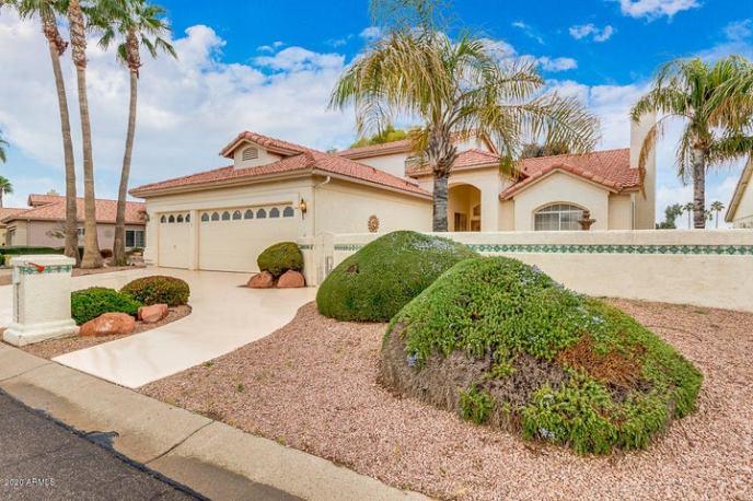 10502 E NAVAJO Place, Sun Lakes, AZ 85248