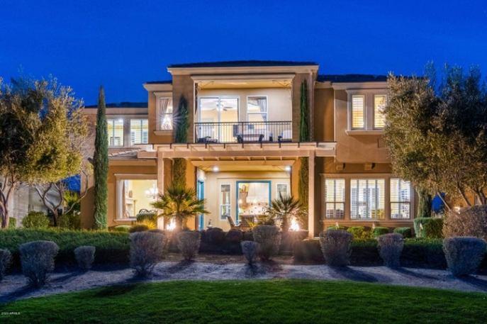 1591 E SWEET CITRUS Drive, San Tan Valley, AZ 85140