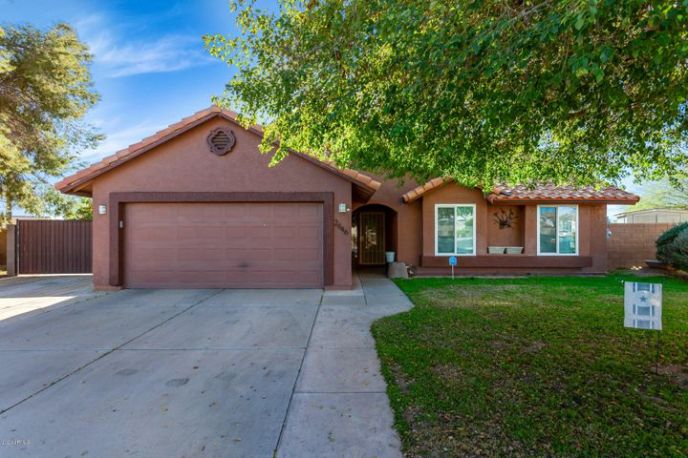 2646 S 159TH Avenue, Goodyear, AZ 85338