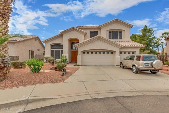 20728 N 58TH Avenue, Glendale, AZ 85308