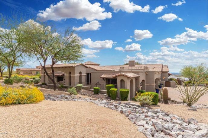 3541 N JASPER MOUNTAIN Circle, Mesa, AZ 85207