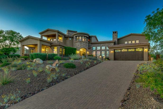 15826 E BURRO Drive, Fountain Hills, AZ 85268