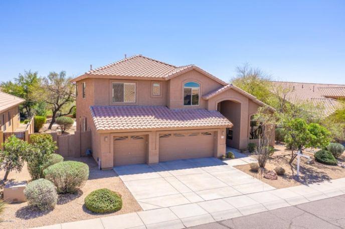 5103 E JUSTICA Street, Cave Creek, AZ 85331