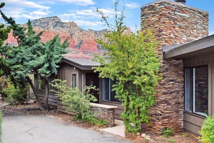 395 Coronado Trail, Sedona, AZ 86336