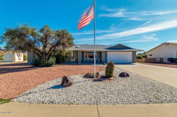 18411 N 95TH Drive, Sun City, AZ 85373