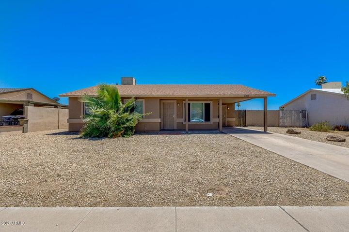 8825 W BECKER Lane, Peoria, AZ 85345