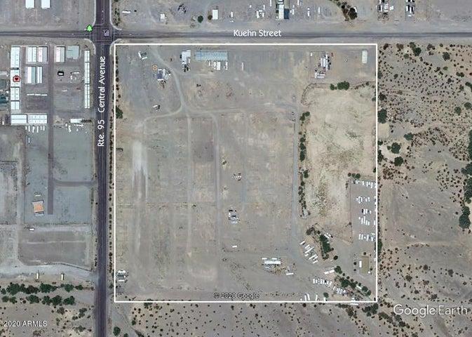 55 E Kuehn Street, Quartzsite, AZ 85346